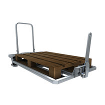 Handling cart / transport / lift table / pallet