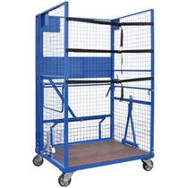 Transport cart / multipurpose / metal / folding