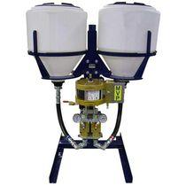 Silicone mixer-dispenser / volumetric / high-precision