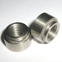 Crimp nut / stainless steel