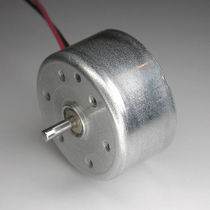 DC motor / brushed / small