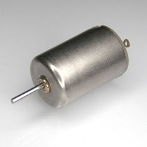 DC motor / coreless / electrical