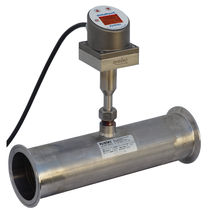 Differential pressure flow meter / mass / for gas / for air