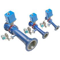 Differential pressure flow regulator / for air / industrial