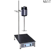 Solids/liquids mixer / laboratory / stainless steel / high-shear