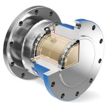 Friction torque limiter / mechanical / safety / with coupling
