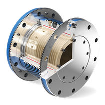 Friction torque limiter / compact / safety / with coupling