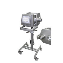 Mobile metal detector / for the food industry