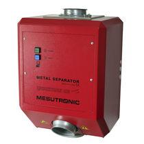 Metal separator / gravity / for bulk materials