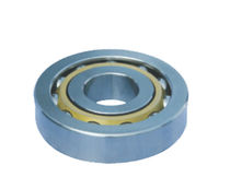 Ball bearing / single-row / brass / nylon