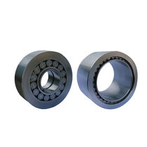 Roller bearing / single-row / steel