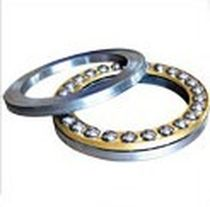 Double-direction thrust ball bearing / single-direction