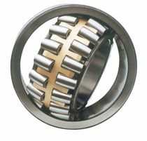 Roller bearing / spherical / steel