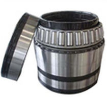 Tapered roller bearing / double-row