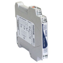 DIN rail mount temperature transmitter / HART / 4-20 mA / differential