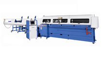 Steel cutting machine / rotary blade / for tubes