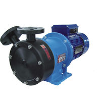 Self-priming pump / peripheral / for water-based paint / paint