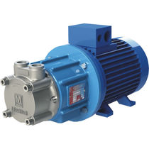 Peripheral pump / for water-based paint / hydraulic / magnetic-drive
