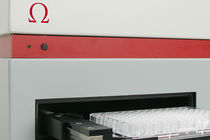 Microplate reader with built-in UV/VIS spectrophotometer