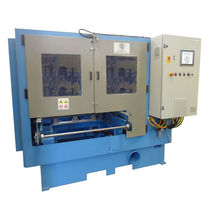 Wood cutting machine / CNC / rotary blade / milling