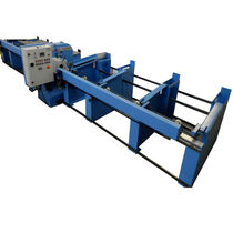 Automatic grinding/satin machine / for round bars