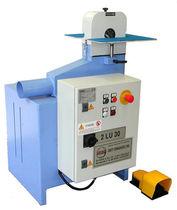 Tube grinding/satin finishing machine / automatic / conventional