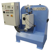 Orbital grinding/satin machine / automatic / for tubes
