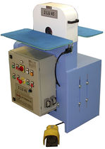 Orbital grinding/satin finishing machine / for tubes / conventional