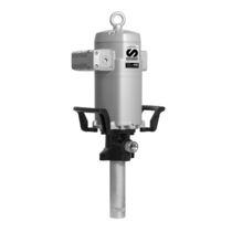 Oil pump / pneumatic / piston / high-pressure