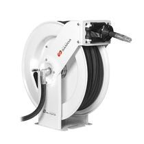 Hose reel / self-retracting / fixed / for marine applications