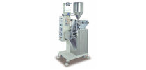 Vertical bagging machine / VFFS / for the food industry / for the cosmetics industry