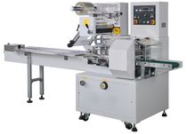 Horizontal bagging machine / H-FFS / flow wrapper / for the food industry