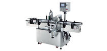 Automatic labelling machine / 2-label / linear / wrap-around