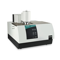 Laser flash apparatus for the determination of thermal diffusivity and conductivity