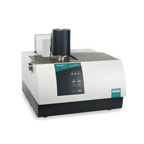 Heat flow measuring device for thermal conductivity testing / flash lamp-based / benchtop