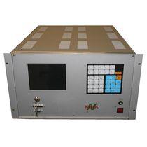 Methane analyzer / flue gas / stack gas / oil