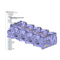 3D CAD software 3D_Evolution™ Feature Based CoreTechnologie
