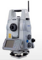 "3D laser scanner and video total station for spatial imaging and surveying max. 3 500 m, 1"", IP64 