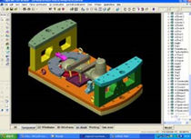 3D modeling software Edgecam Part Modeler Edgecam