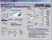 3D modeling software  Johanson Technology