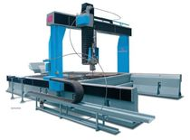 3D water-jet cutting machine max. 6000 mm | WSS 4020/3D Perndorfer Machinenbau