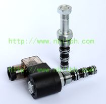 4/2 way pilot operated solenoid valve SV-10-4.CO Ningbo Longteng Hydraulic Components Co.,Ltd.
