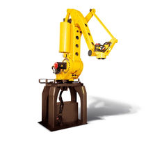 4-axis articulated palletizing robot max. 160 kg, max. 3143 mm | M-410iB 160 FANUC Europe Corporation