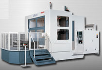 4-axis CNC horizontal machining center HND series SNK America