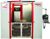 4-axis CNC horizontal machining center for dies and molds max. 2000 x 1200 x 800 mm | HC 1212  TRIMILL A.S.