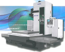 4-axis CNC horizontal machining center with traveling column 4000 x 1500 x 1500 mm | CBFK-110 Frejoth International Ltd.