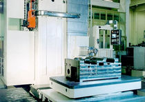 4-axis CNC milling-drilling machine max. 3000 x 2500 x 1400 mm | HEAVYSPEED 2-4 DS Technologie