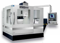 4 axis CNC universal machining center max. 1 600 x 810 x 700 mm | MVC-ClassicLine Spinner