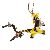 4 pad vacuum lifter for sheet metal max. 136 kg | ZV4S INGERSOLL RAND