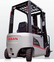 4-wheel electric forklift truck 1 600 - 2 000 kg | TX4 series Nissan Forklift Europe